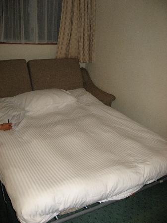 The Cityview Hong Kong: Sofa bed
