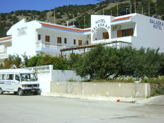 Photo of Hotel Balaskas Diafani