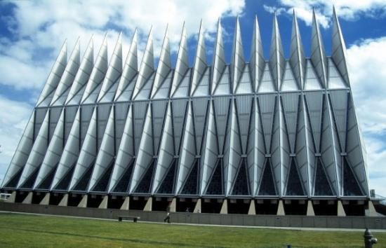 Chapel - Picture of United States Air Force Academy ...