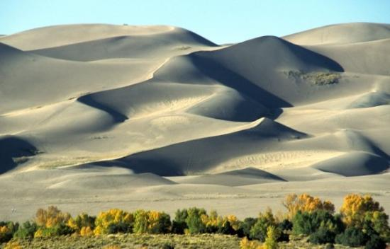 Great Sand Dunes Np Co Picture Of Alamosa Colorado