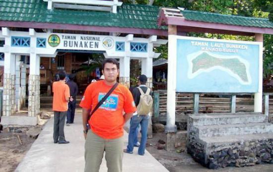Bunaken Island, Indonesia: ...bunaken...