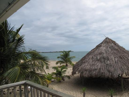 Westwind Hotel on the Beach: View from our room