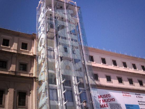 Madrid reina sofia picture of queen sofia arts center - Museo nacional centro de arte reina sofia ...