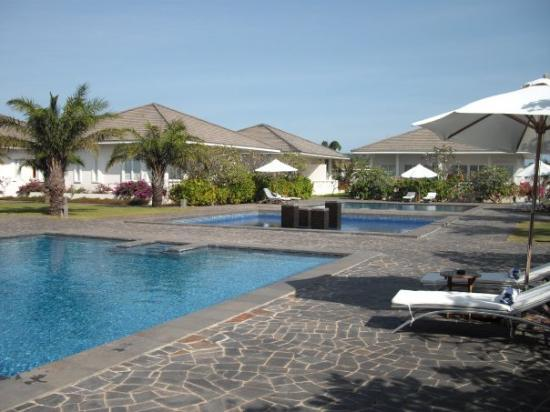 Princess D'An Nam Resort & Spa: notre piscine