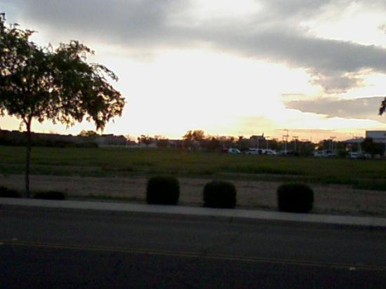 Skyline over Goodyear