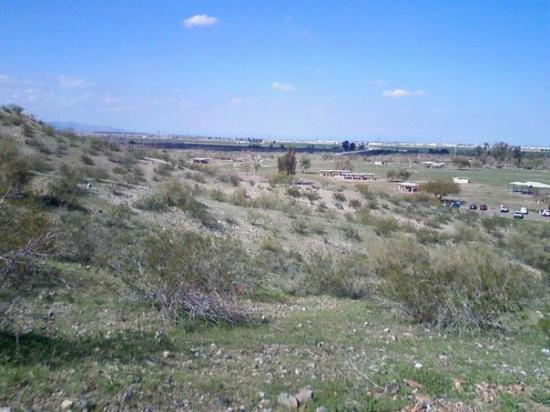 Goodyear, AZ: Estrella Mt. 3-3-2010!!