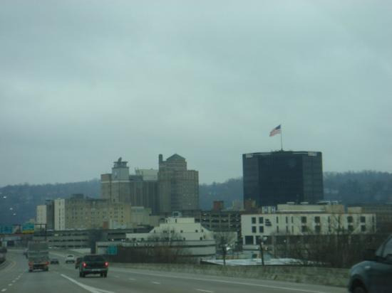 Charleston, West Virginia. This was kind of an amazing city, really. It had this immensely old f