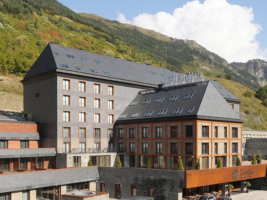 Himalaia Baqueira : Hotel Himàlaia Baqueira
