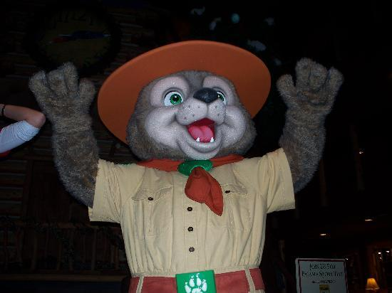 Great Wolf Lodge Concord: Wylie Wolf