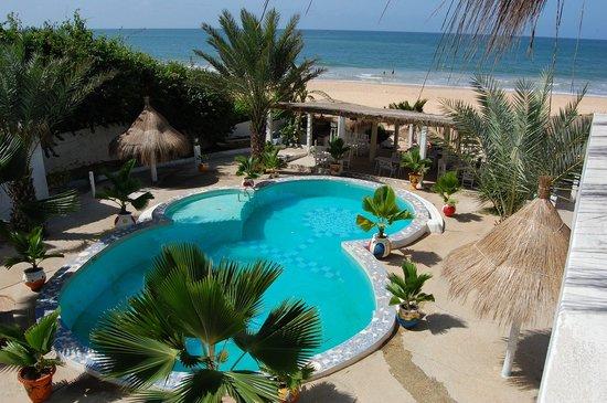 Hotel Coeur Senegal : Séjour hébergement Hôtel Coeur Sénégal