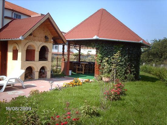 Pensiunea Magnolia Sibiu: Garden