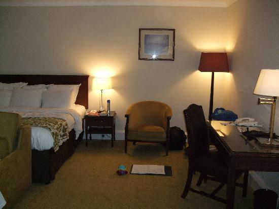 Bradford, UK: Large superior room