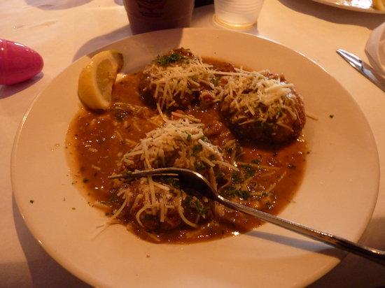 Cajun Cabin Restaurant New Orleans French Quarter Menu
