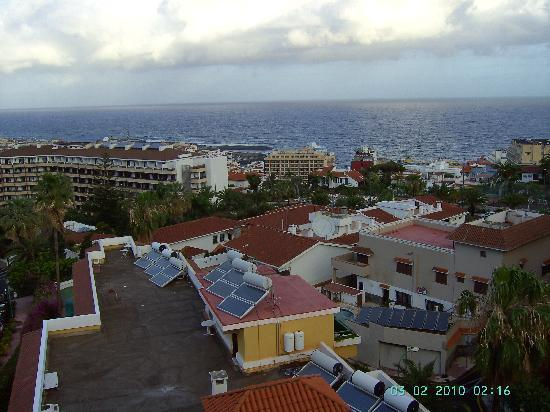 La Carabela Apartments: Picture from the rooftop.