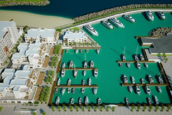 Four Points by Sheraton Tripoli Aerial Marina