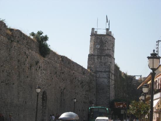 Ioannina, Grécia: town walls