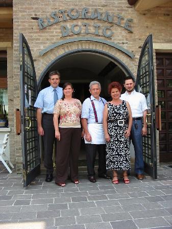Dotto di Campagna Padova: famiglia Roverato proprietari Dotto di campagna