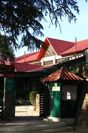 Kasauli Club Estd 1880!