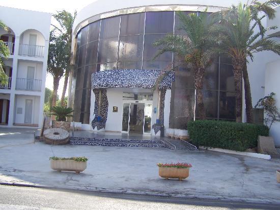 Cala d'Or Gardens : Hotel Entrance