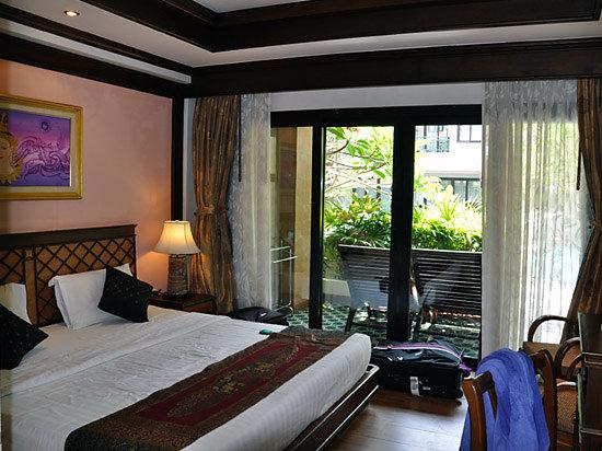 P. P. Palm Tree Resort: Pool Access Room