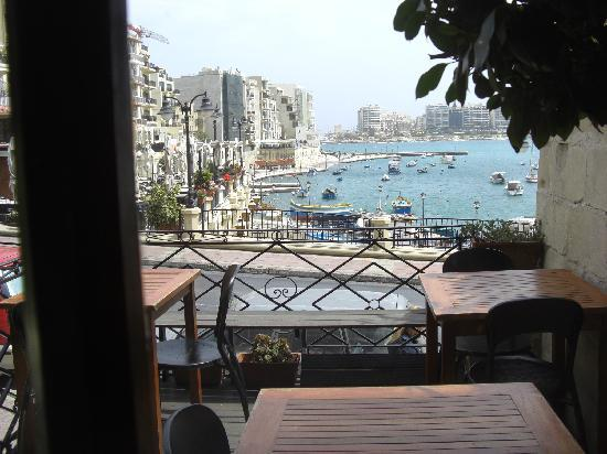 Foto de peppino s san juli n view from the restaurant for Julian balcony