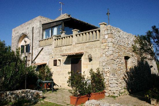 Castrignano del Capo, Italy: masseria Serine