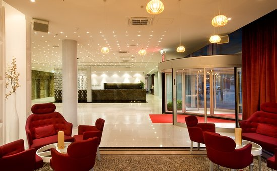 Park Inn by Radisson Meriton Conference & Spa Hotel Tallinn: Lobby