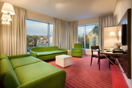 Park Inn by Radisson Meriton Conference & Spa Hotel Tallinn: Junior suite