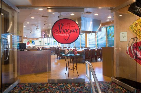 The Woodlands Inn: Shogun Japanese Restaurant & Sushi Bar