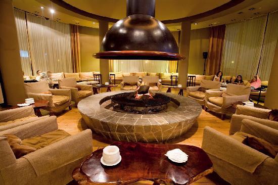 Hotel Patagonico: Bar Hotel Patagónico