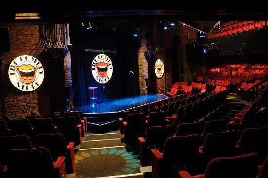 London comedy listings and guide to the best comedy clubs. Buy tickets for the latest comedy gigs.