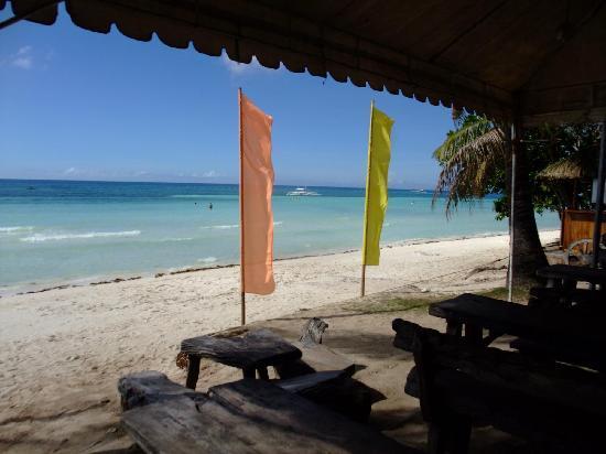 Dumaluan Beach Resort 2: le restaurant