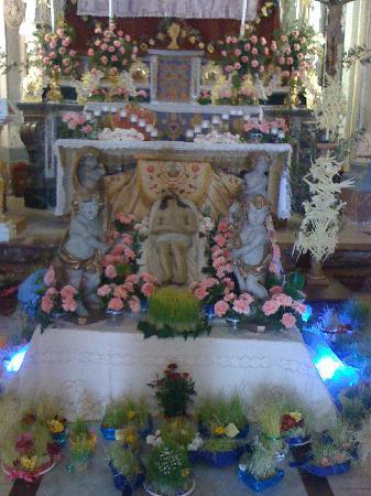 Taormina, Italia: chiesa san giuseppe