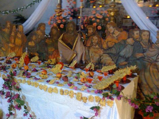 Taormina, Włochy: chiesa santa caterina