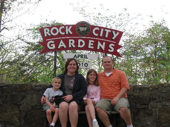 Rock City: April 2010