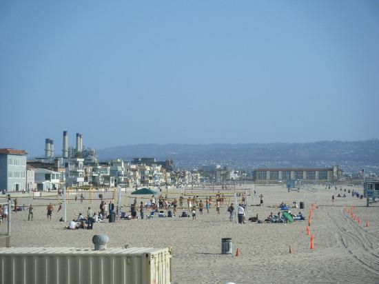 Quality Inn & Suites Hermosa Beach: The veiw was beautiful!