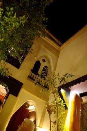 Riad Laksour: Le patio, encore...