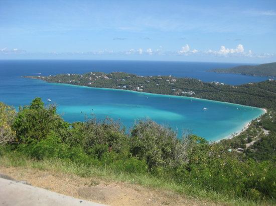 St. Thomas: Drake's Seat