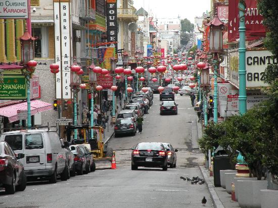San Francisco, Kaliforniya: Chinatown