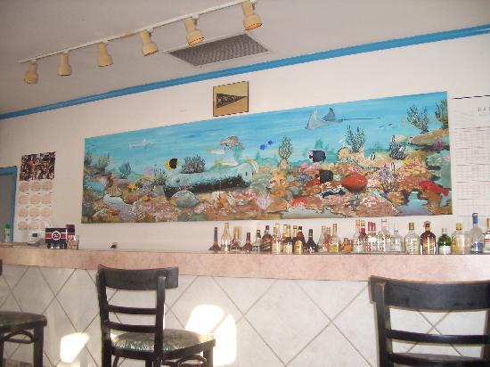 Buccaneer Club: The Buccanneer Club Bar