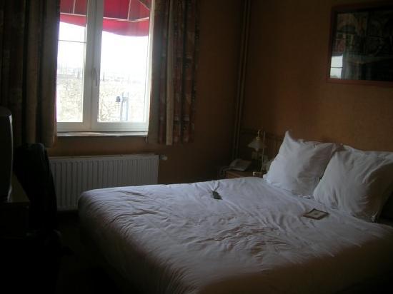 Hotel Castel: Bedroom
