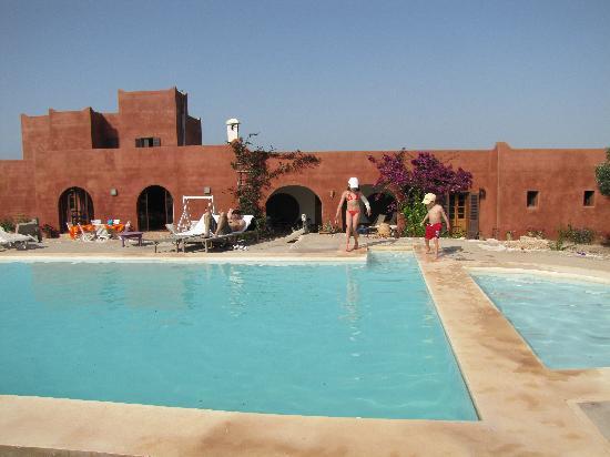 Casa Naima: la piscine du riad