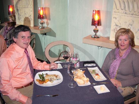 Taperia-Restaurante San Pedro: Cena en S,pedro restaurante