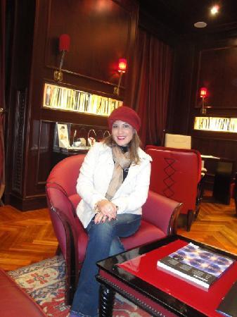 Aleph Hotel Rome: Lobby - hotel