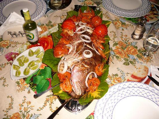 La Villa Sonada: Fantastisches Essen zu einem äusserst fairen Preis