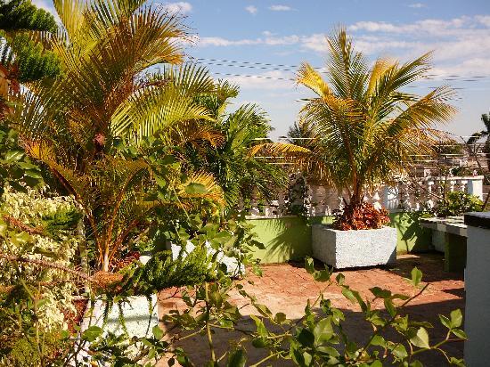 La Villa Sonada: Die Dachterrasse