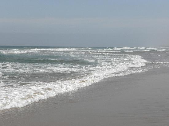 Doonside, Afrika Selatan: Strand an der Waner Beach Hilltop-Durban B & B