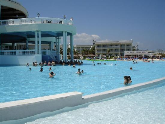This Is The Biggest Pool Ever Picture Of Grand Palladium