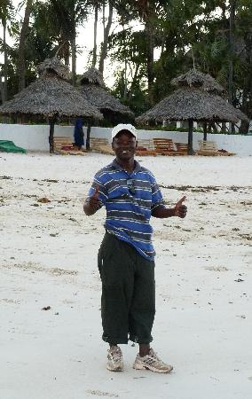 Southern Palms Beach Resort: BOB Bakadi am Strand