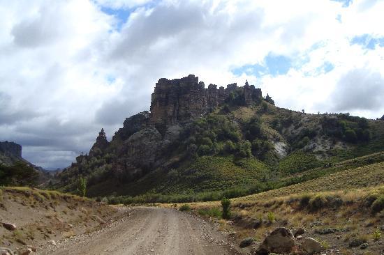 San Martín de los Andes, Argentina: Paso Cordoba. Camino a San Martin de los Andes